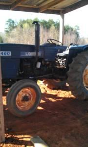 Long. Tractor - $3000 (Westminster s c )