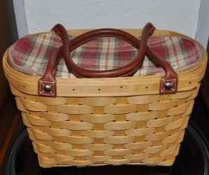 Longaberger Baskets For Sale And Longaberger Boyd Bear