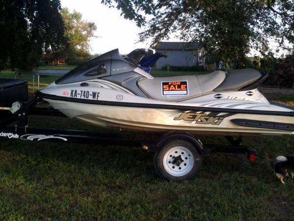 LOOK!!! 2003 Kawasaki 1100 stx di jet ski REDUCED for Sale in Harper