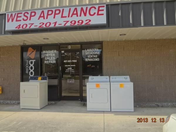 Looking For Used Washer Dryer Stove Or Refrigerator