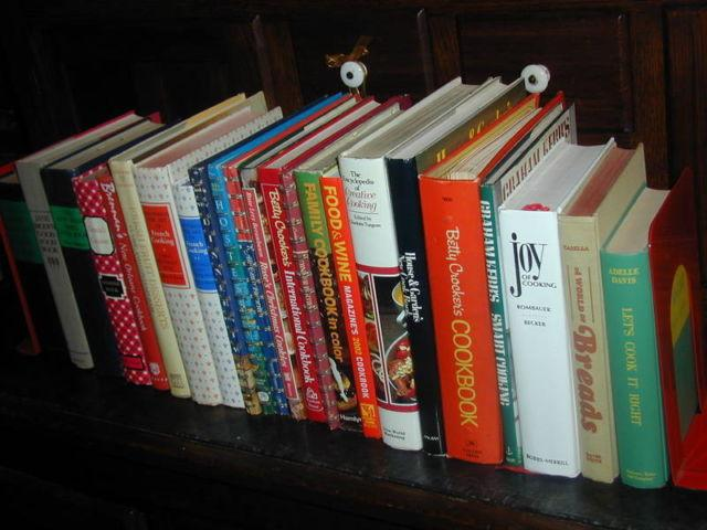 Lot Of 23 Mostly Vintage Cookbooks Plus to Extra Boxes