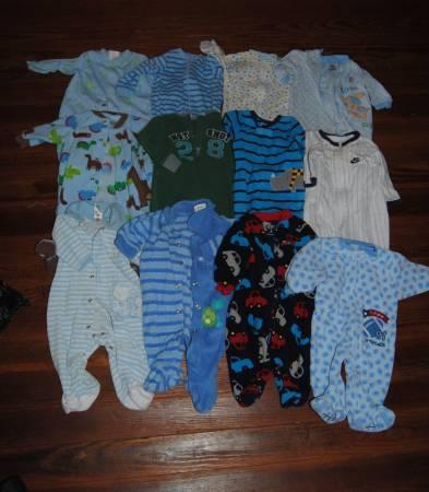 Lot of Baby Boy Clothes - $50