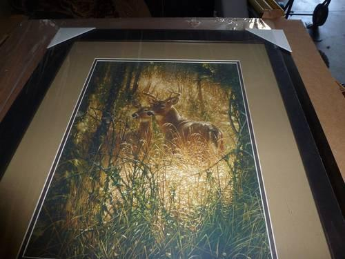 Lot Of Retired Home Interiors Framed Prints