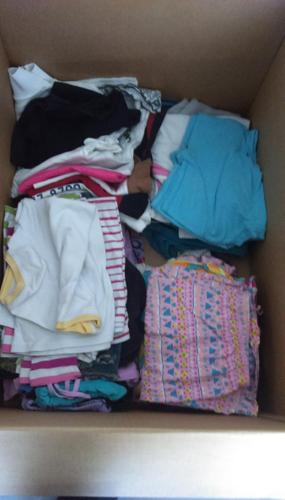 Lot of Young Girls T-shirts and Tops etc