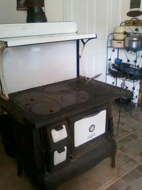Loth S Liberty Wood Coal Cookstove For Sale In Fulks Run