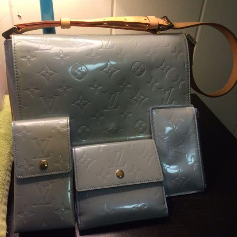 Louis Vuitton purses, American Eagle jeans, & more!