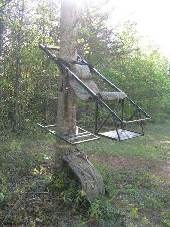 Lounge Tree Stand Rutherfordton Nc For Sale In Charlotte North