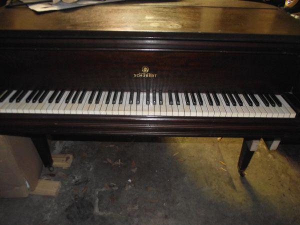 Lovely Vintage Baby Grand Piano - Make Offer (South