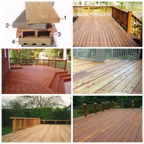 Patio Deck Material Options: Low Cost Wood Decking, Patio Materials, Ipe, Composite