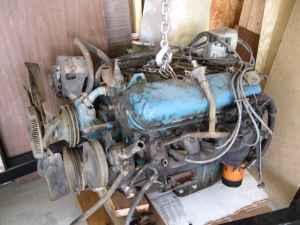 Low Mileage 454 Big Block Chevy Engine Complete