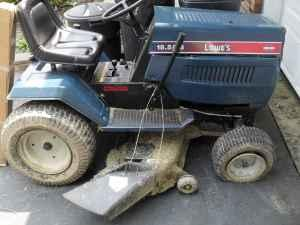 Lowe S Yard Tractor Etna Baltimore For Sale In