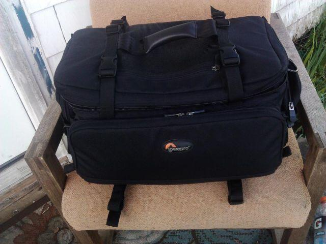 LOWEPRO COMMERCIAL AW CAMERA BAG