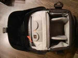 Lowepro SLR bag - Like New - Black - large - $20
