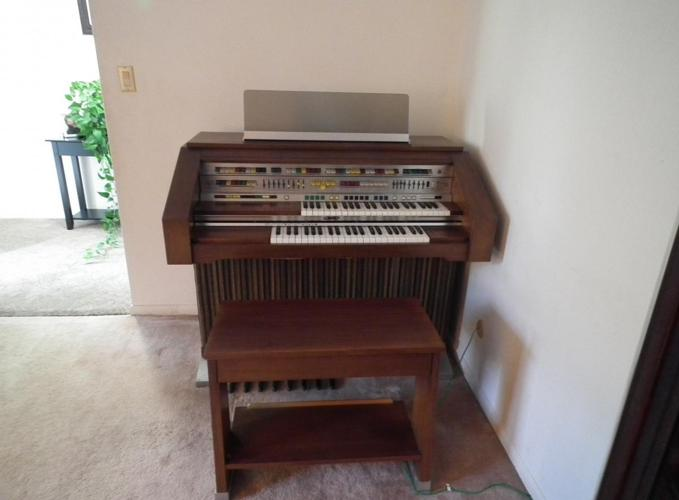 Lowrey Organ W/Bench for Sale