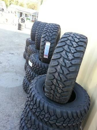 31x10 50r15 Tires >> LT 285/75R16 LT 265/75/16 MUD TIRES - for Sale in Chico ...