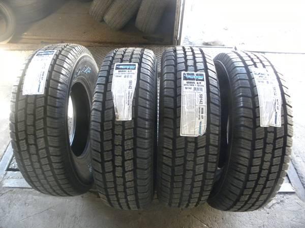 Lt265  75  16 Hercules Ironman A  P Brand New Tires 265  75  16