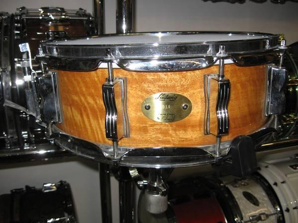 ludwig limited edition exotic snare drum for sale in denver delaware classified. Black Bedroom Furniture Sets. Home Design Ideas