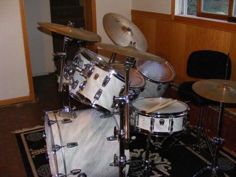 Classic Ludwig Drum Sets Ludwig Super Classic 6 pc Drum