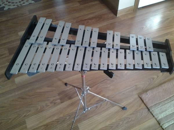 Ludwig xylophone percussion bell kit for sale in for 13 inch floor tom