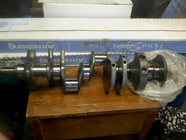 lunati pro series crank shaft - $550