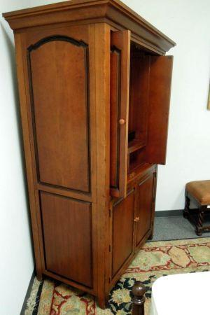 luxury hotel liquidation armoire tv cabinet norcross