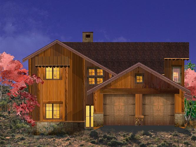Luxury Park City Cabin In The Promontory Golf Community