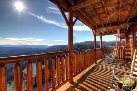 Luxury Pigeon Forge Vacation Cabins