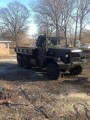M35A2 Kaiser Jeep Military Truck Multi Excellent Condition