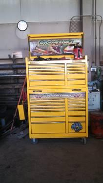 1 2 Cordless Impact >> Mac Tools Gatornationals toolbox WITH TOOLS for Sale in Wichita, Kansas Classified ...