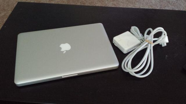 MacBook Pro 13 Early 2011 2.3GHZ, 8GB Memory, 320GB Hard drive
