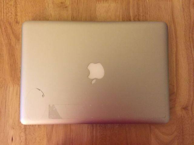 MacBook Pro 13 Screen 2.3GHz 320GB Drive