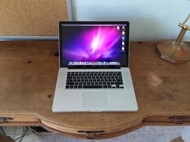 MacBook Pro 15 3