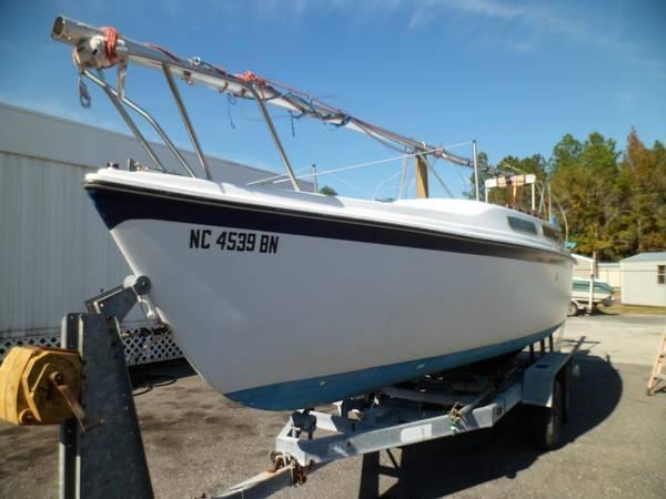"Macgregor Sail Boat 25' 'Nice"" - for Sale in Jacksonville ..."