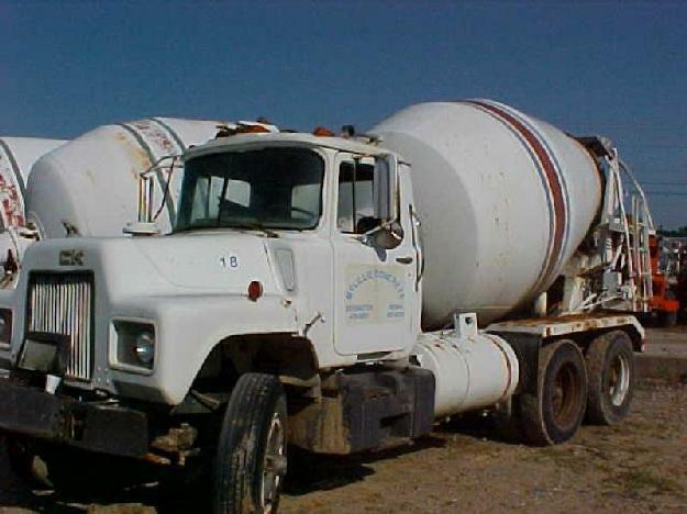 Mack Dm685sx Concrete Truck For Sale For Sale In