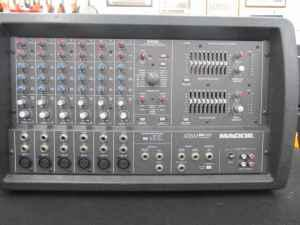 Mackie Powered Mixer - $225 Goose Creek
