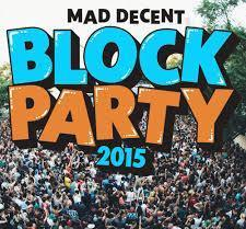Mad Decent Block Party Tickets for sale (Two Tickets)