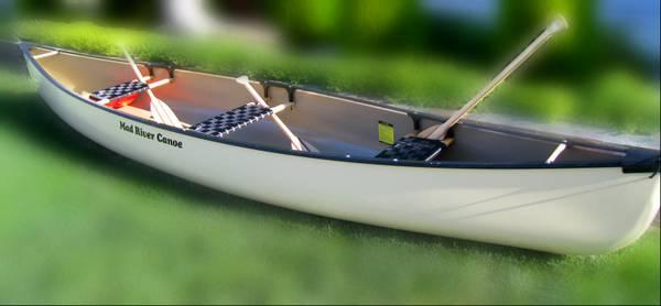 MAD RIVER CANOE 16LT--- THE EXPLORER with 3 seats - $850