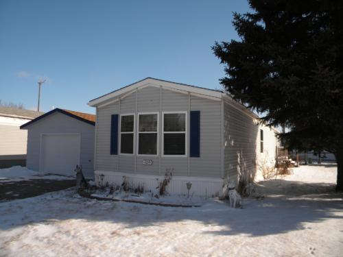 Madison Mobile Home - 2br