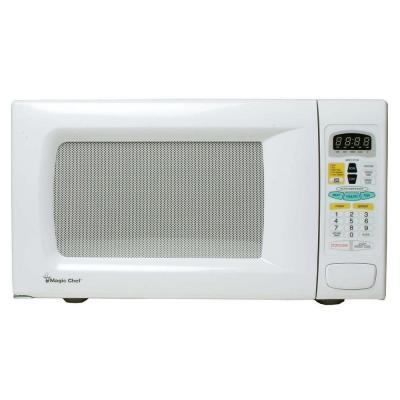 Magic Chef 1.3 cu. ft. Countertop Microwave in White