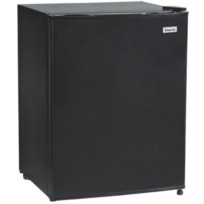 Magic Chef 2.4 cu. ft. Mini Refrigerator Black