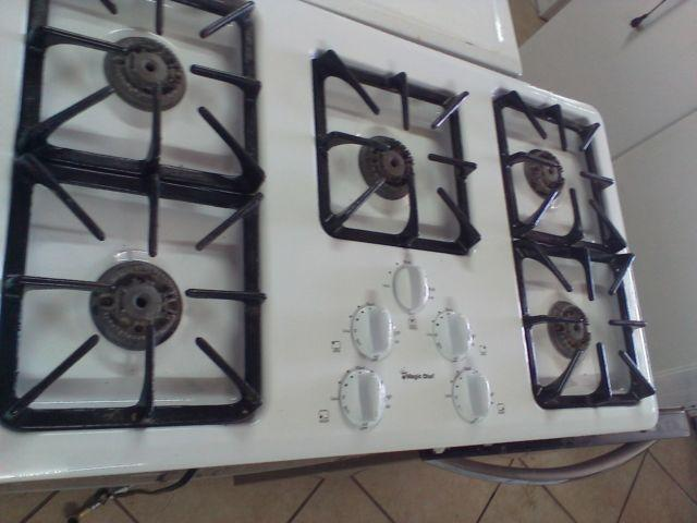 Magic chef cook top stove