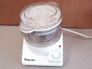 MAGIC CHEF FOOD STEAMER RICE COOKER MODEL LD-2020 - $10