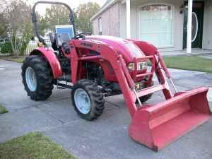 Mahindra 2525 Tractor 4wd Loader 130 Hours For Sale In