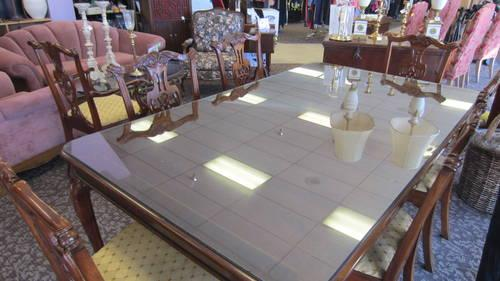 Mahogany Chippendale Dining Room Set For Sale In Seattle Washington Classified