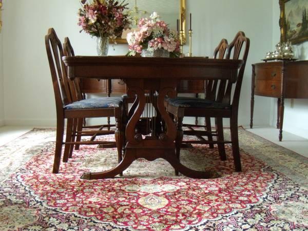 mahogany dining room set circa 1920 39 s for sale in coeburn virginia