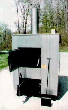 Mahoning Outdoor Wood/Coal Furnace Model 200 - $5150
