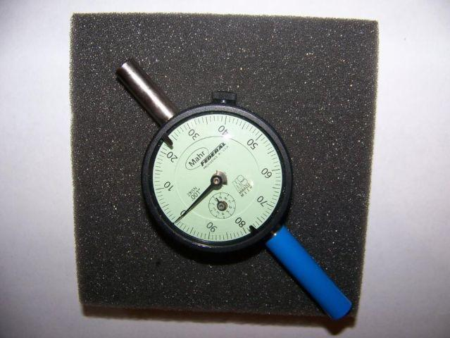 Federal Indicator Travel Products : Mahr federal isn miracle mesh quot dial indicator with