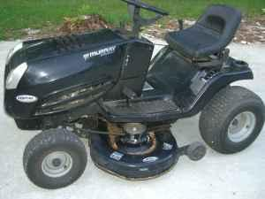 Make Offer 17 5hp 42 Cut Murray Riding Lawn Mower Citrus