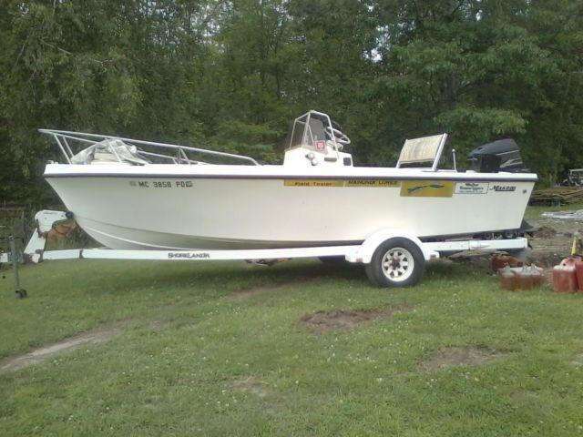 Mako fishing boat for sale in glennie michigan classified for Fishing boats for sale in michigan
