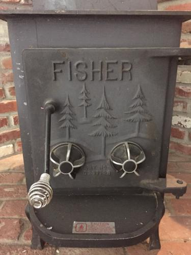 Mama Bear Fisher Wood Stove For Sale In San Jose, California Classified |  AmericanListed.com